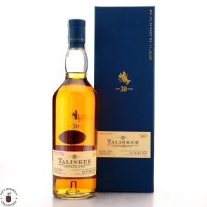 Talisker 30 Year Old 2007 Release