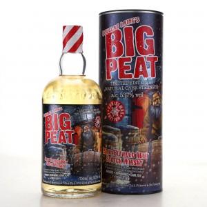 Big Peat Cask Strength Christmas Edition 2019