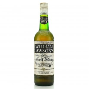 William Lawson's Scotch Whisky 1990s