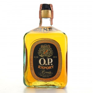 O.P. 8 Year Old Export Brandy