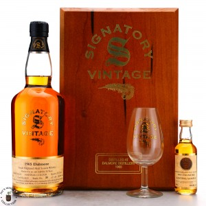 Dalmore 1965 Signatory Vintage 35 Year Old Gift Pack