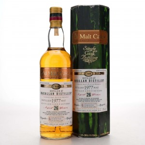 Macallan 1977 Douglas Laing 26 Year Old