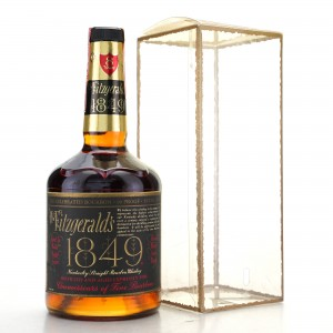 Old Fitzgerald '1849' 8 Year Old Kentucky Straight Bourbon 1987 / Stitzel-Weller