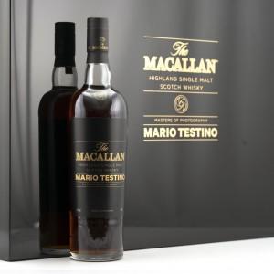 Macallan Masters of Photography / Mario Testino