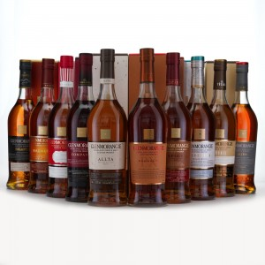Glenmorangie Private Edition 1-10 10 x 70cl