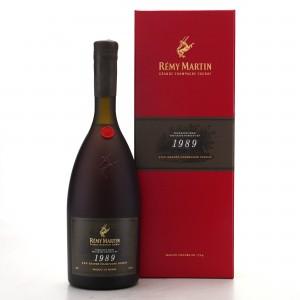Remy Martin 1989 Vintage Grande Champagne 75cl / US Import