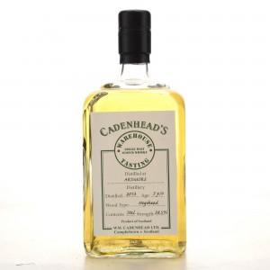 Ardmore 2013 Cadenhead's 5 Year Old / Warehouse Tasting