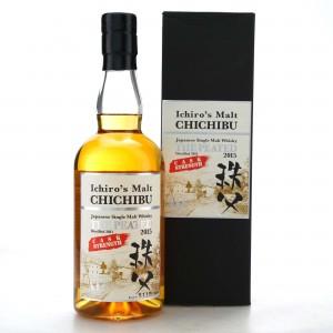 Chichibu 2011 Ichiro's Malt The Peated 2015 / Cask Strength