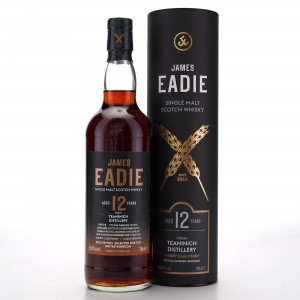 Teaninich 2008 James Eadie 12 Year Old Sherry Finish