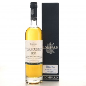 Brora 21 Year Old Lombard