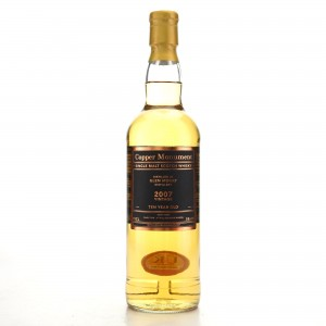 Glen Moray 2007 Copper Monument 10 Year Old