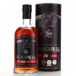 Black Bull 30 Year Old Sherry Casks