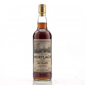 Mortlach 1970 G Wagners 36 Year Old