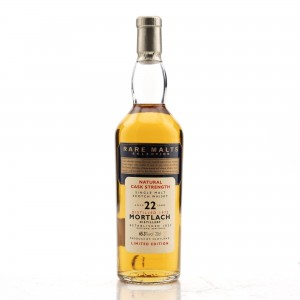 Mortlach 1972 Rare Malts 22 Year Old 20cl / 65.3%
