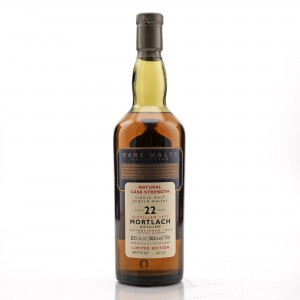Mortlach 1972 Rare Malts 22 Year Old 75cl / 65.3% - US Import​