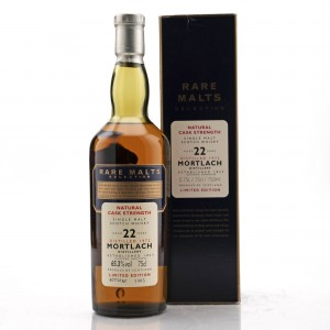 Mortlach 1972 Rare Malts 22 Year Old 75cl / 65.3% ​
