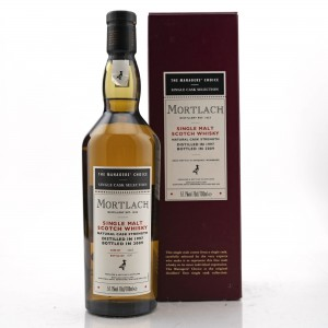 Mortlach 1997 Managers' Choice