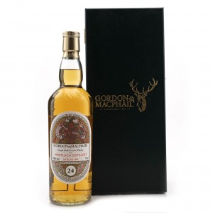 Mortlach 1989 Gordon and MacPhail 24 Year Old 'Book of Kells' / Scotch Whisky International