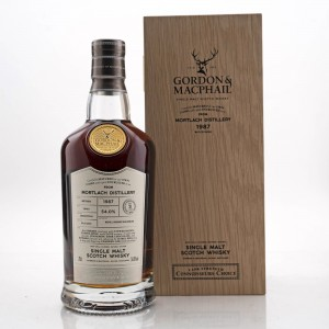 Mortlach 1987 Gordon and MacPhail 31 Year Old Batch #18/061