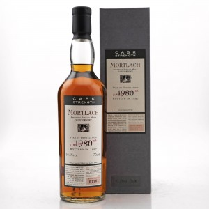 Mortlach 1980 Flora and Fauna Cask Strength