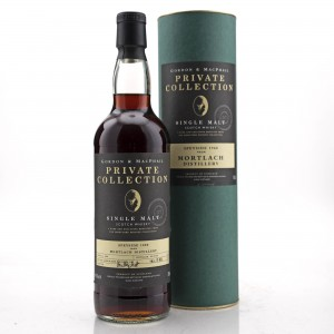 Mortlach 1968 Gordon and MacPhail Private Collection