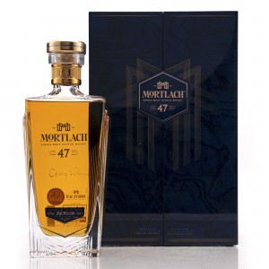 Mortlach 1971 The Singing Stills 47 Year Old / Bottle No.1 - Signed by Craig Wilson