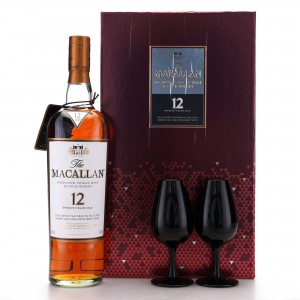 Macallan 12 Year Old Gift Pack