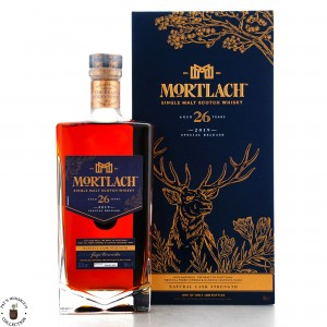 Mortlach 26 Year Old Cask Strength 2019 Release