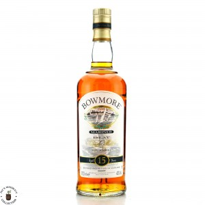Bowmore 15 Year Old Mariner pre-2007
