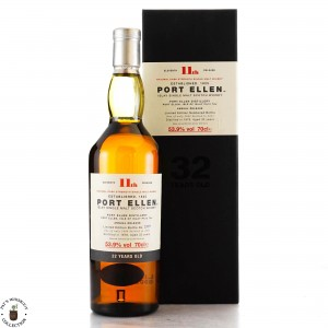 Port Ellen 1979 32 Year Old 11th Release