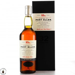 Port Ellen 1983 32 Year Old 15th Release