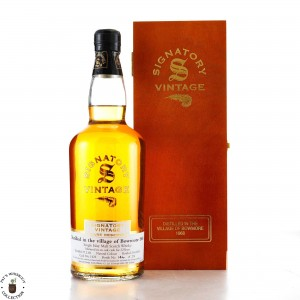 Bowmore 1968 Signatory Vintage 32 Year Old Rare Reserve