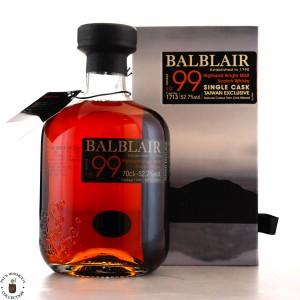 Balblair 1999 Single Sherry Cask #1713 / Taiwan