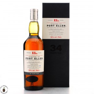 Port Ellen 1978 34 Year Old 13th Release