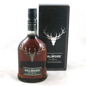 Dalmore 15 Year Old Front