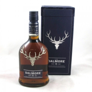 Dalmore 18 Year Old Front
