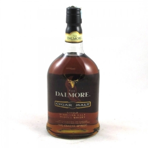 Dalmore Cigar Malt 75cl (Old Style) Front