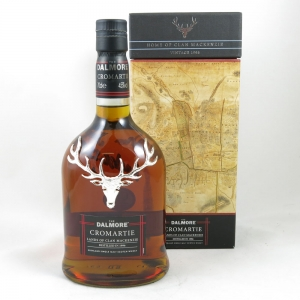 Dalmore Cromartie 1996 (Signed) front