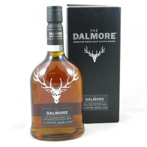 Dalmore Millenium Release 1263 Custodian Bottling front