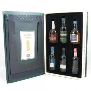 Distiller's Edition Classic Malts Selection 6 x 5cl Open