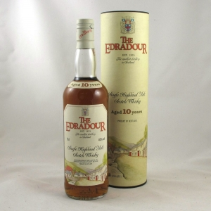Edradour 10 Year Old 75cl Back