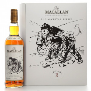 Macallan Archival Series Folio 3