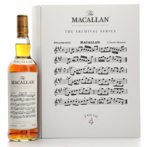 Macallan Archival Series Folio 4