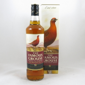 Famous Grouse Port Wood Finish front