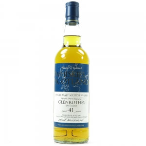 Glenrothes 1968 Duncan Taylor 41 Year Old