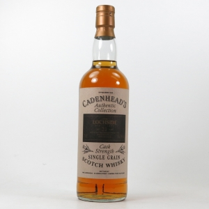 Lochside 1962 Cadenhead's 31 Year Old Single Grain