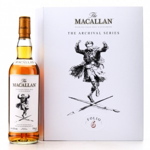 Macallan Archival Series Folio 6