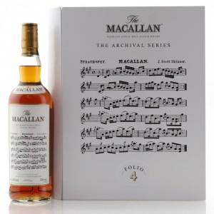Macallan Archival Series Folio 4