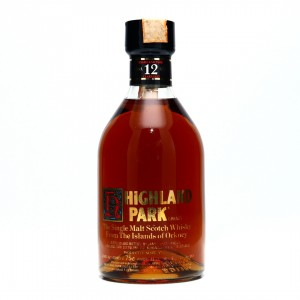 Highland Park 12 Year Old early 1980s/ Ferraretto Import