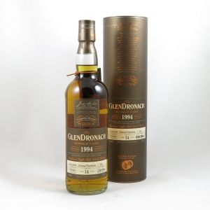 Glendronach 1994 Single Cask 14 Year Old front